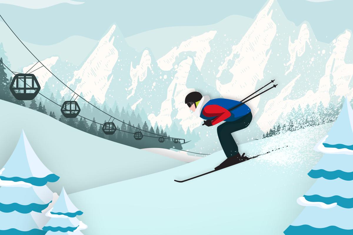 Лыжные курорты России